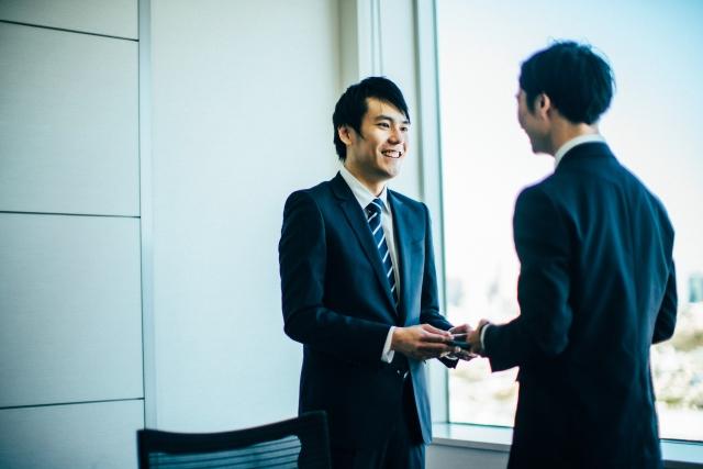 営業職・営業マンの仕事、スキル、メリット、大変だからこそやりがいがあります