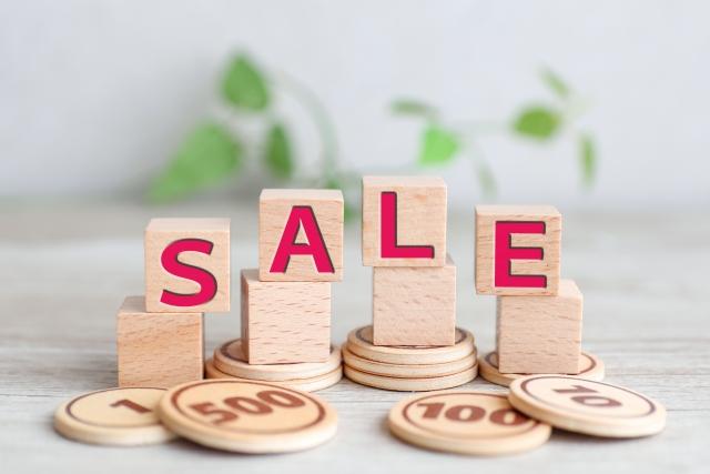売り手のお得に見せる手法に騙されない、上手い売り方に注意する方法