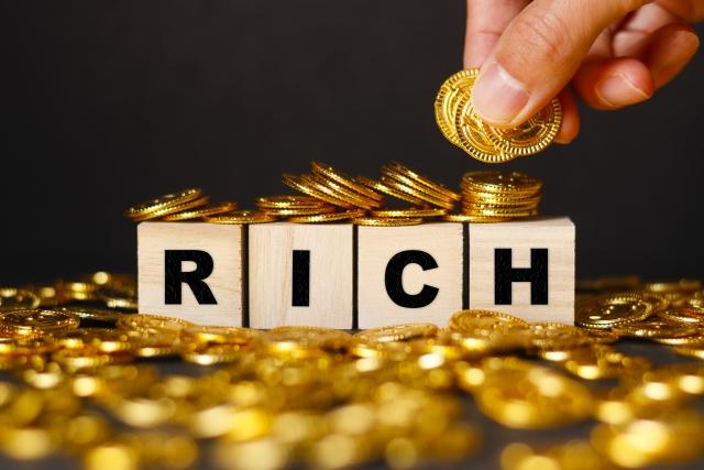 お金持ちになる方法、何が必要?お金持ちになるメリット・デメリット