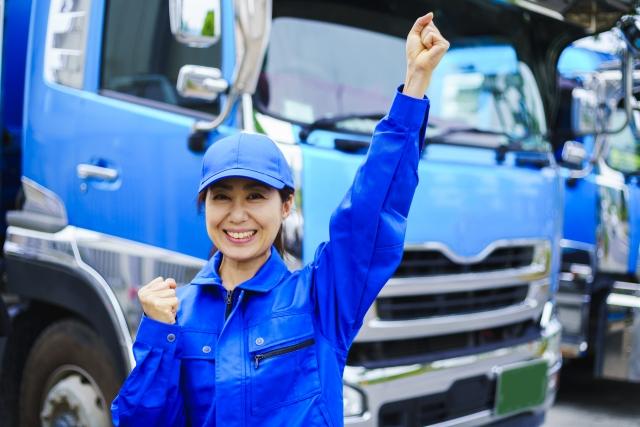 トラック運転手は稼げる?儲かる?年収、仕事内容は?将来性を解説
